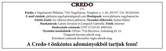 Credo2015.12.