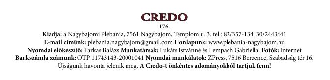 Credo2016.1.