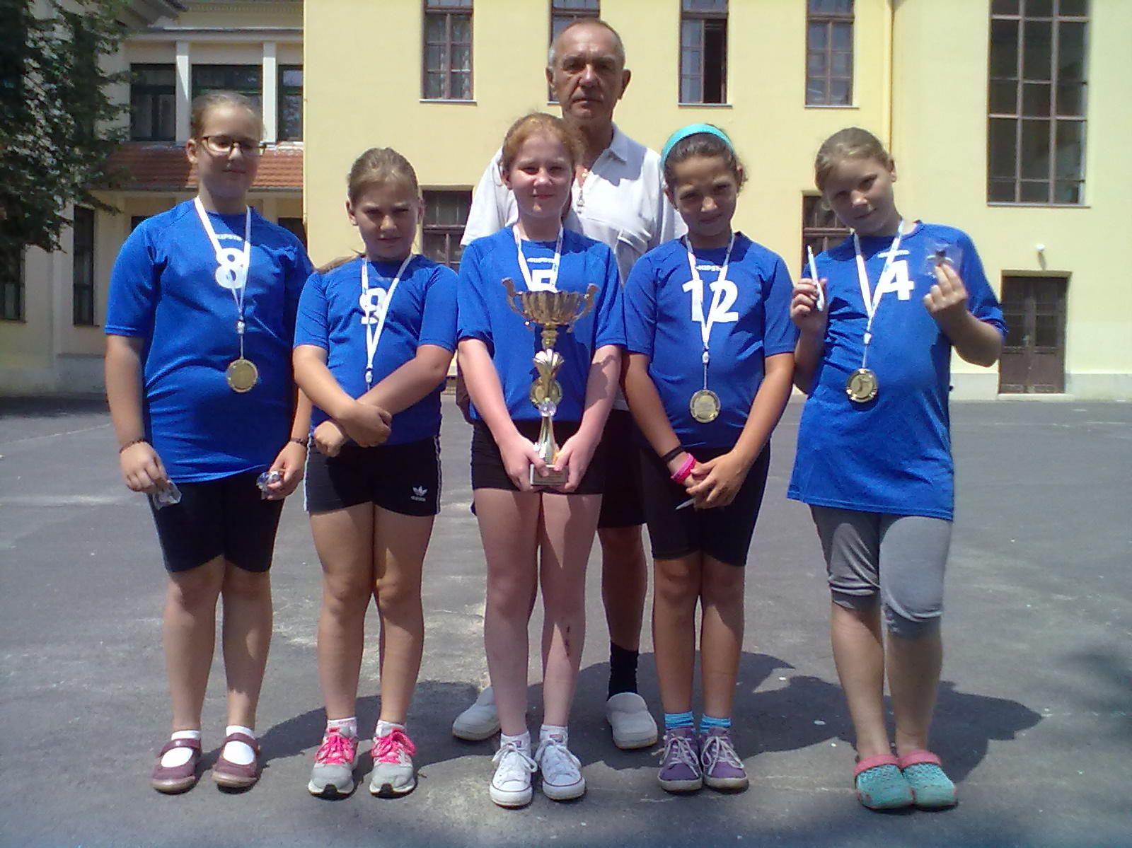 IntersportU10győztes